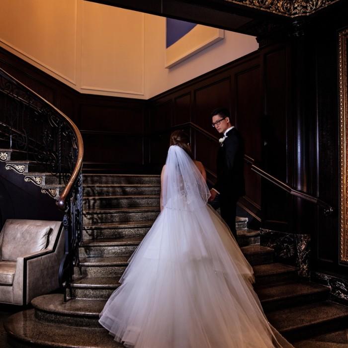 Rosewood Hotel Georgia Wedding   Wedding Photography Vancouver