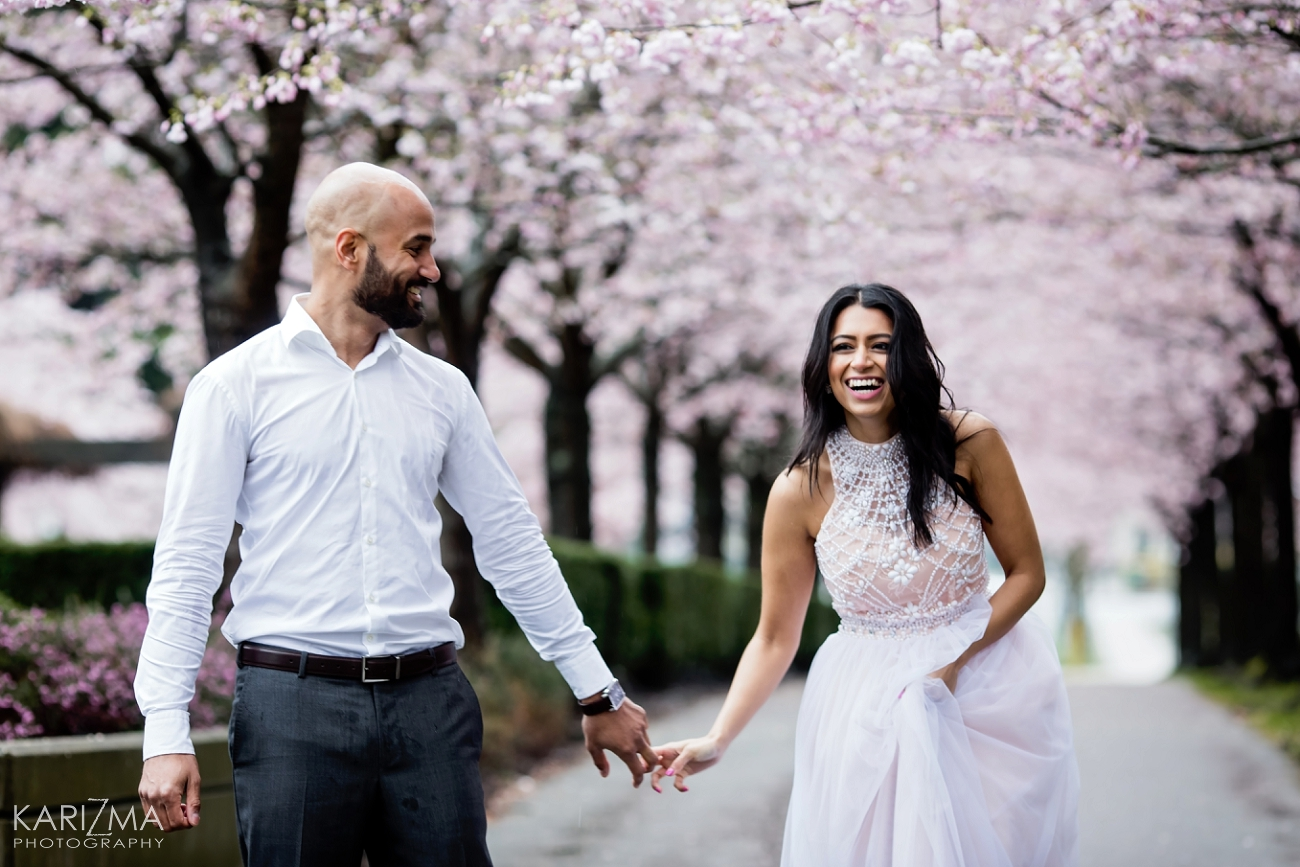 VANCOUVER CHERRY BLOSSOM ENGAGEMENT (1)