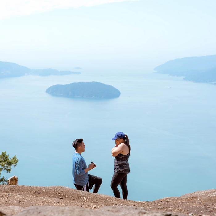 Proposal Photographer Vancouver