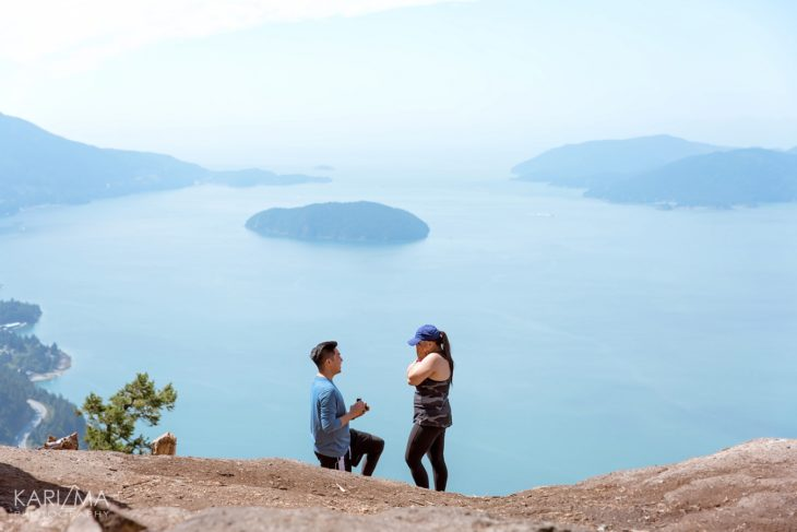 Proposal Photographer Vancouver