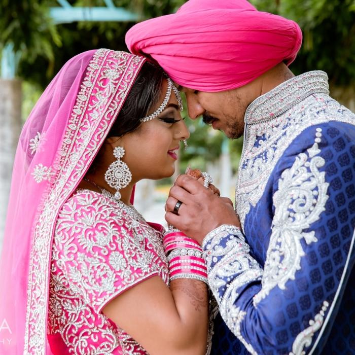 Vancouver Indian Wedding Photography