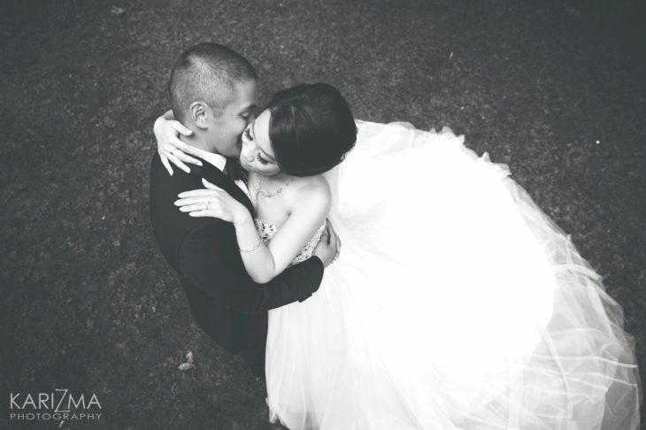 Sheraton Wall Centre wedding Wedding Photography bride and groom