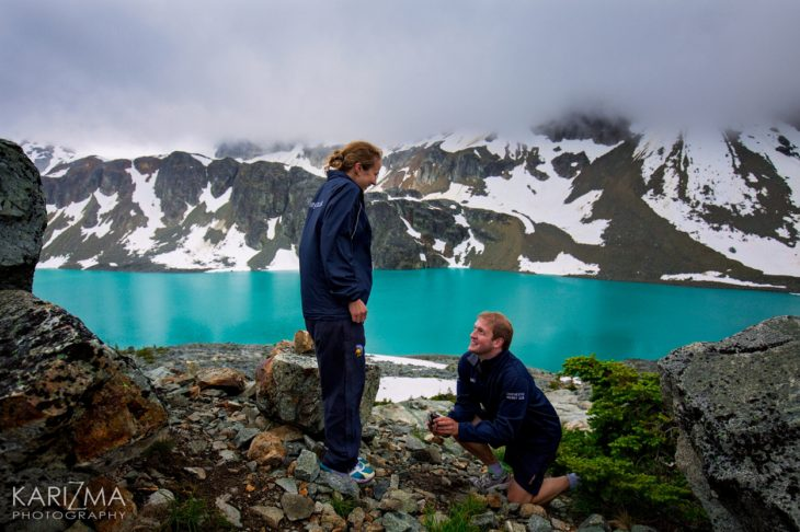 Proposal Photography Vancouver surprise