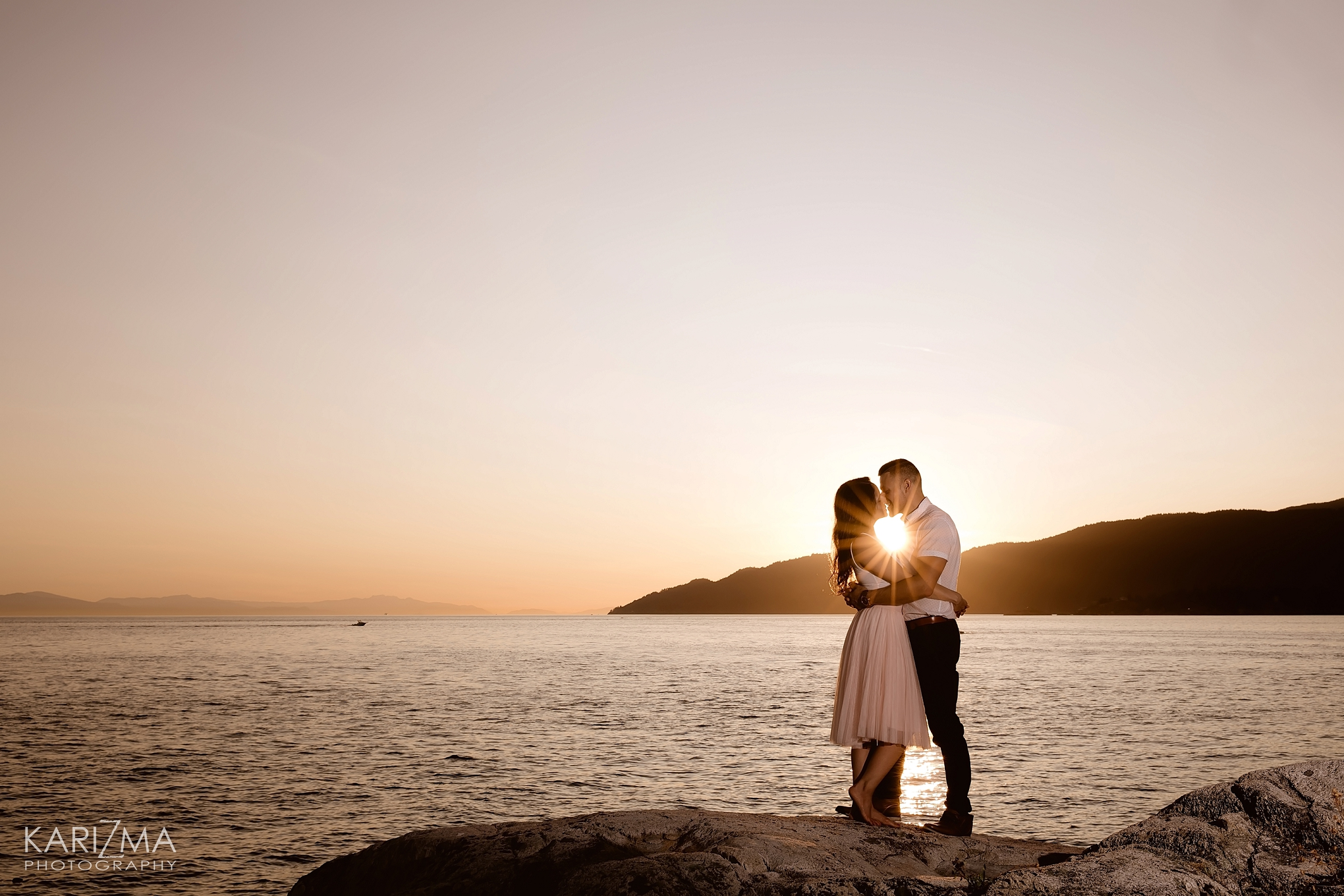Lighthouse Park Engagement Vancouver