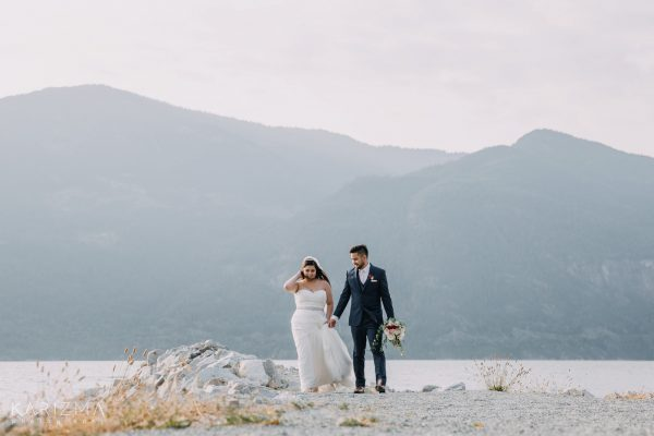Furry Creek Golf Club Wedding