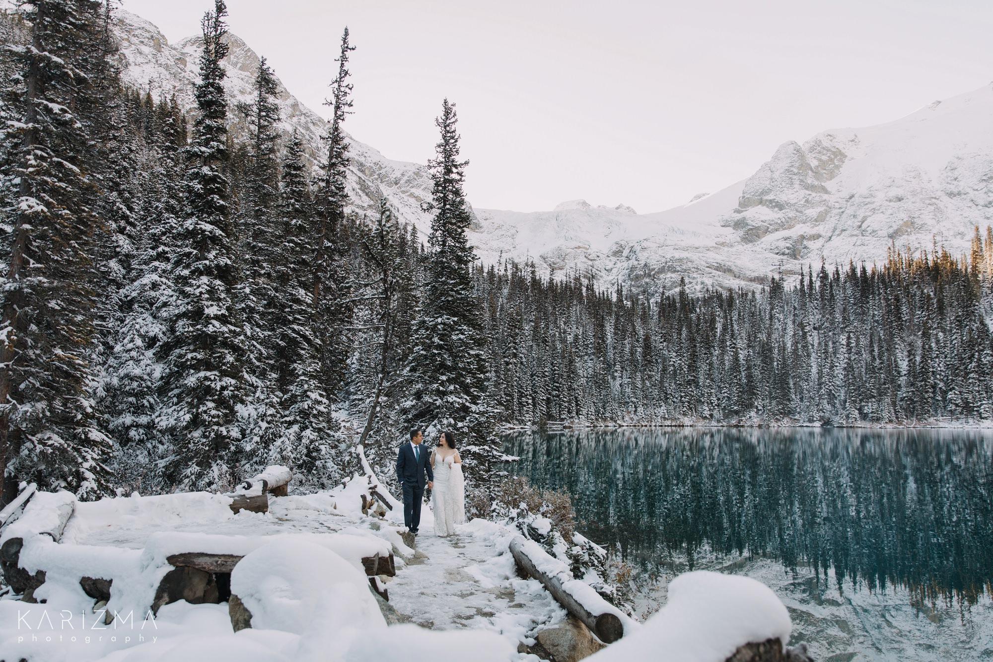 Joffre Lakes Adventure Session