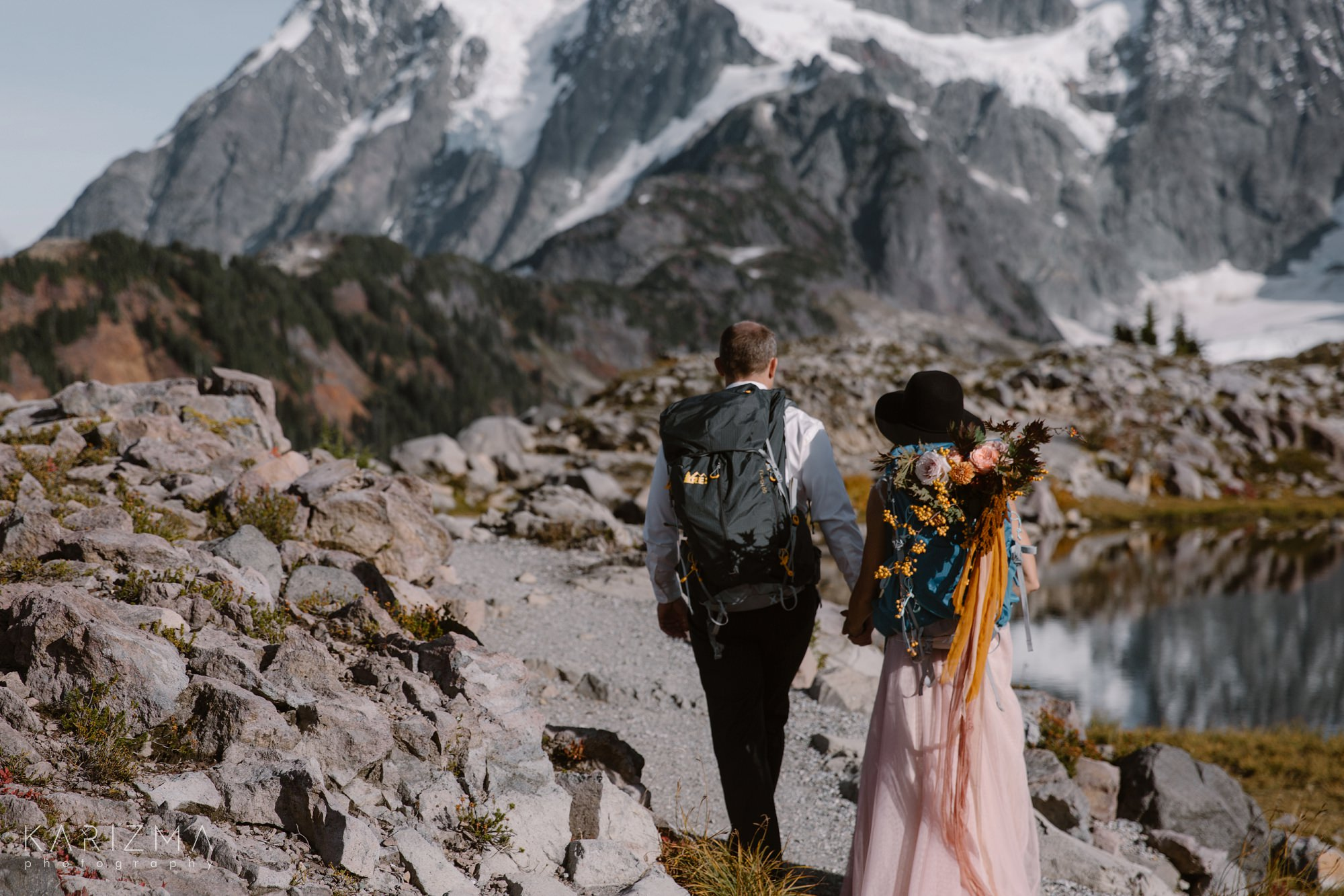 Mount Baker Adventure Session