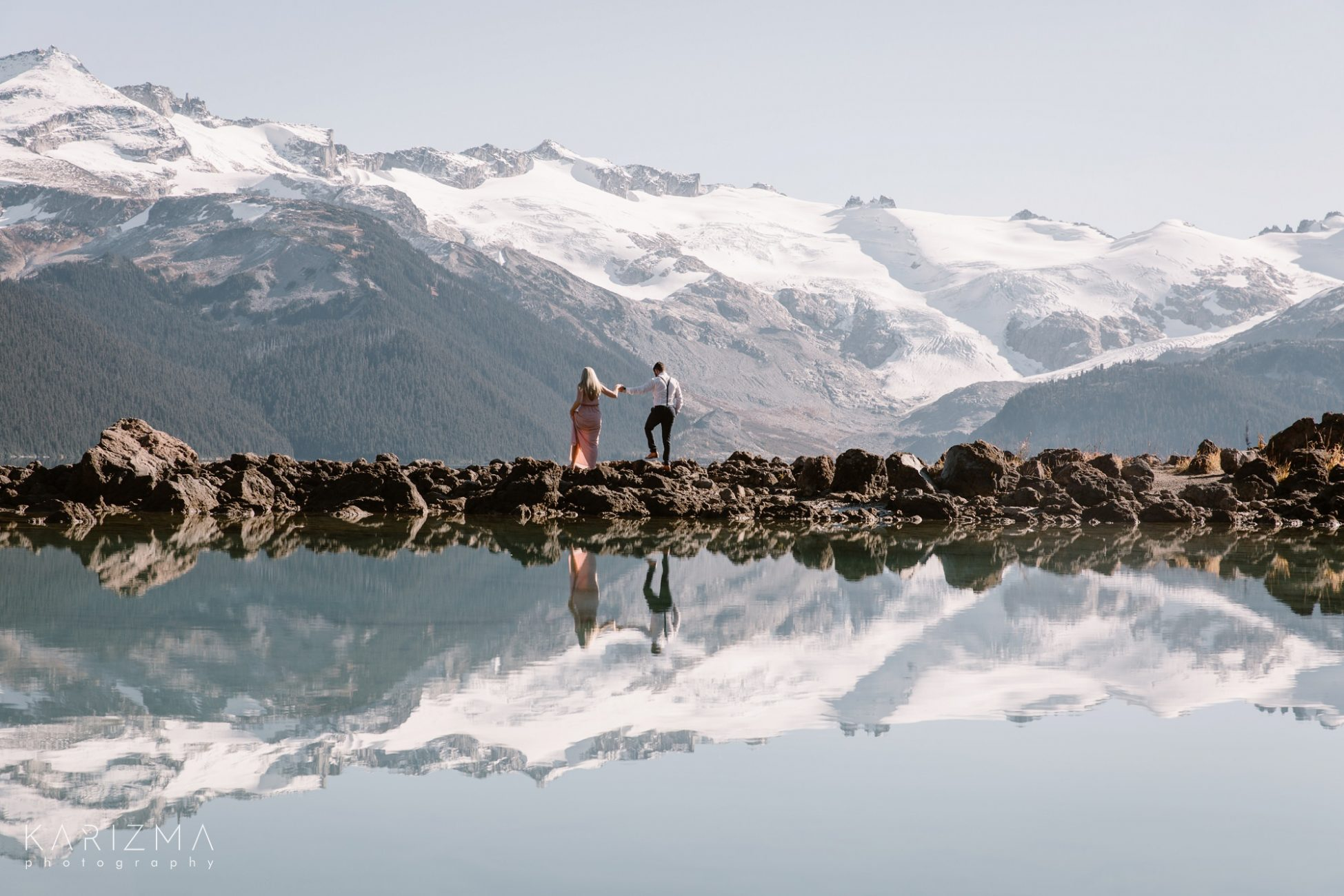 Garibaldi Lake Adventure Session