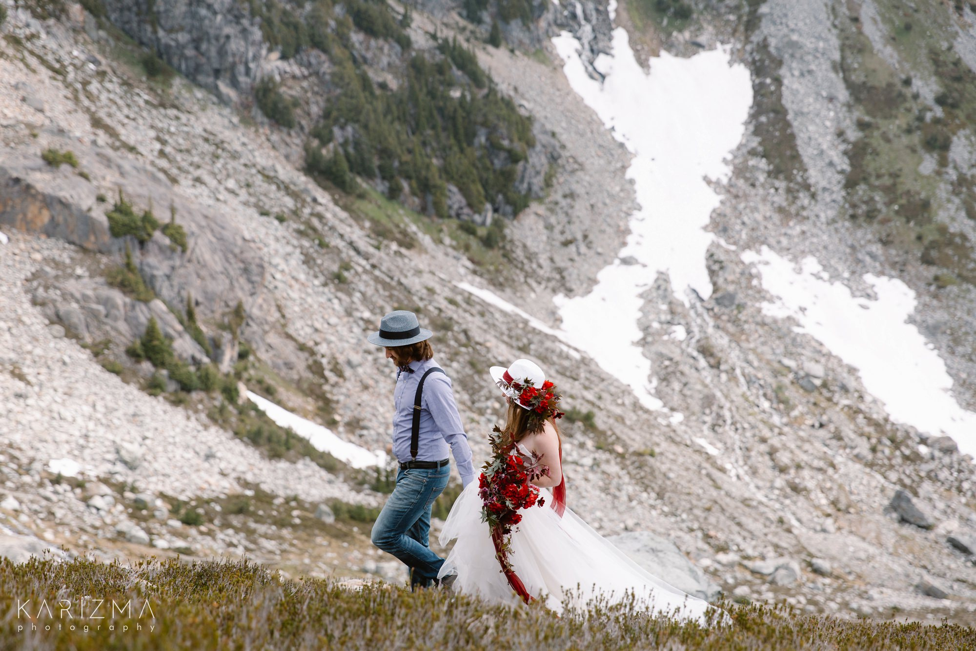 Whistler Mountain Elopement
