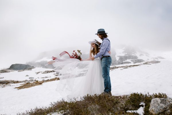 Whistler Mountain Elopement