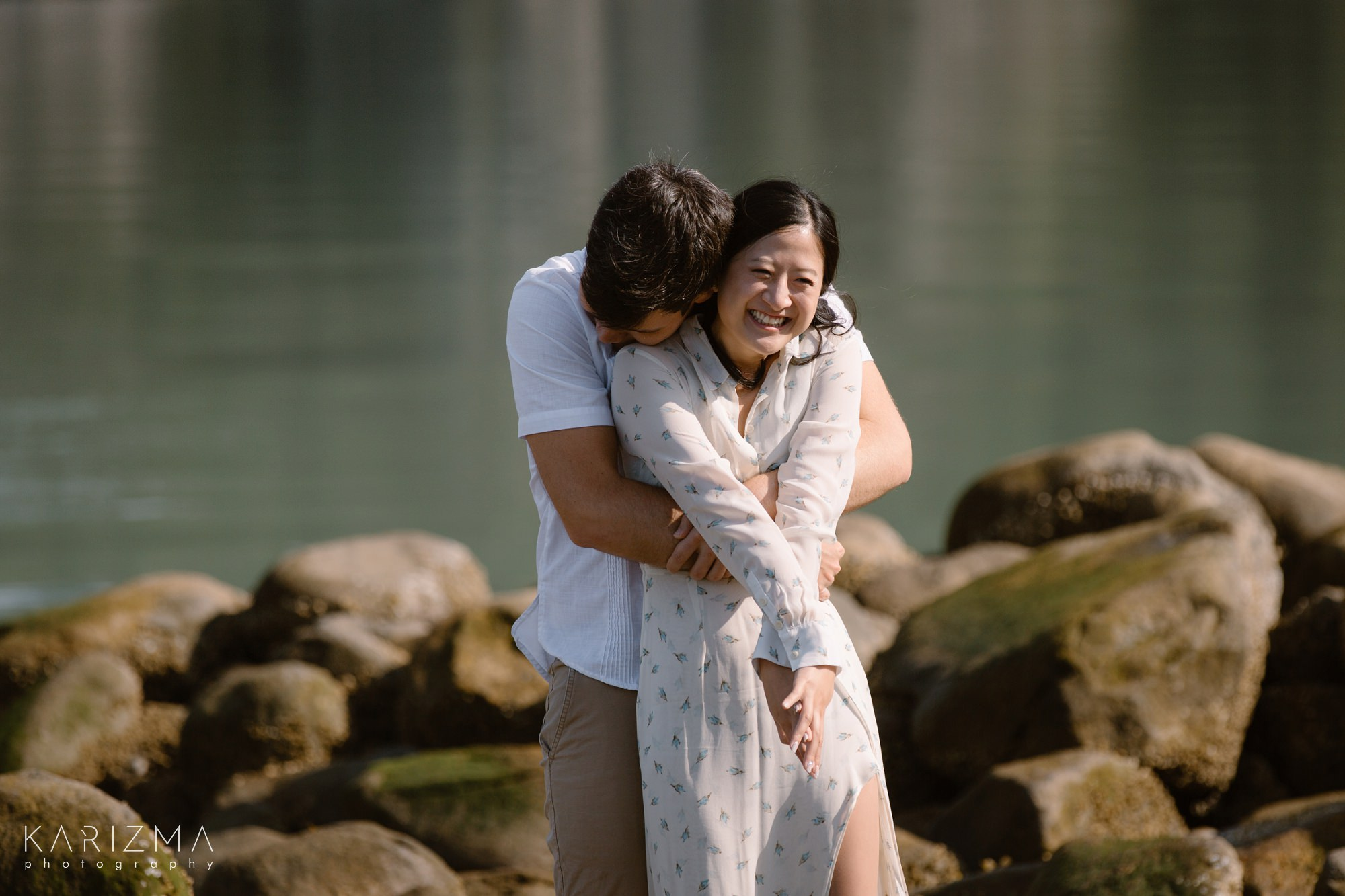 squamish engagement photos