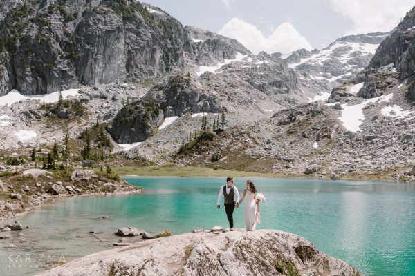 Mountain Elopements British Columbia