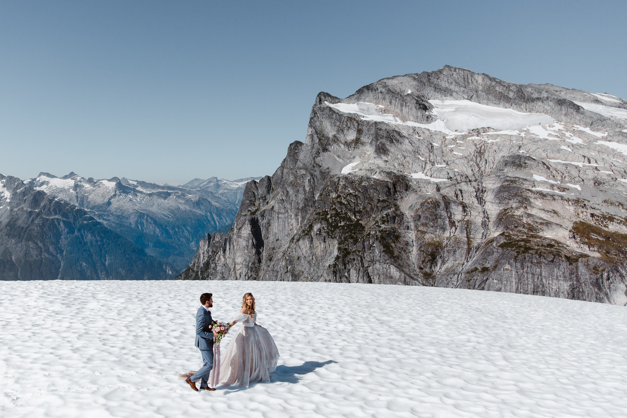 Intimate weddings and elopements in Whistler